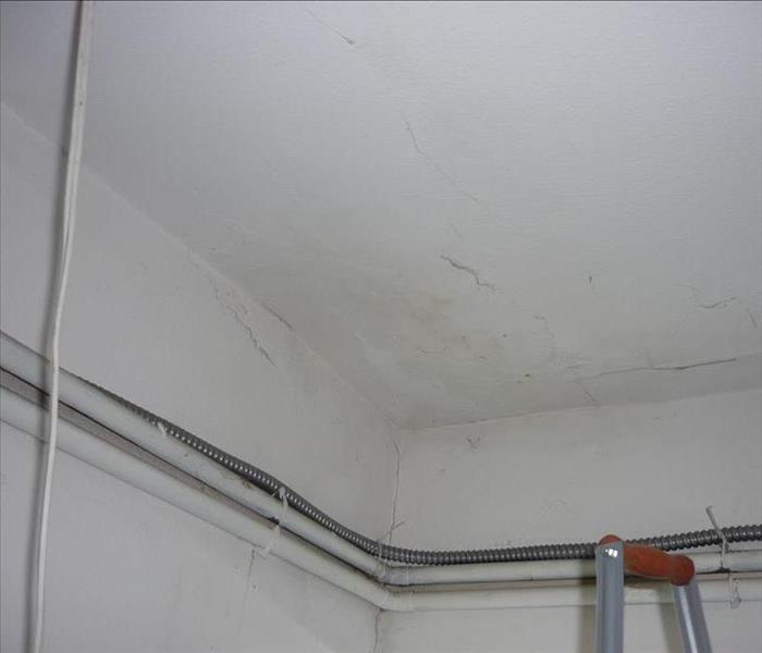 Water damage in Upland, CA