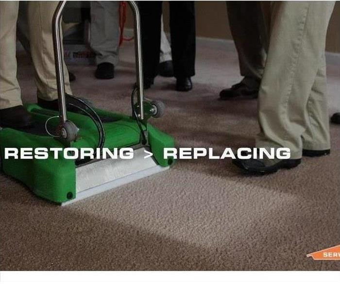 Restore and Replace