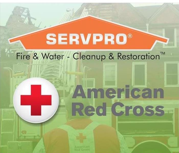 Community SERVPRO® Pledges Ongoing Support to the American Red Cross Disaster Responder Program