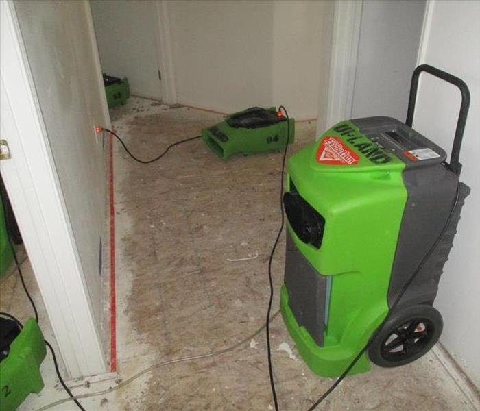 Water Damage Our water damage restoration process