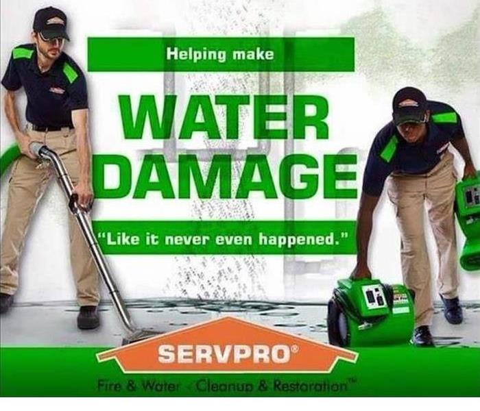 Water Damage Tips on what NOT to do during a water damage due to clean water