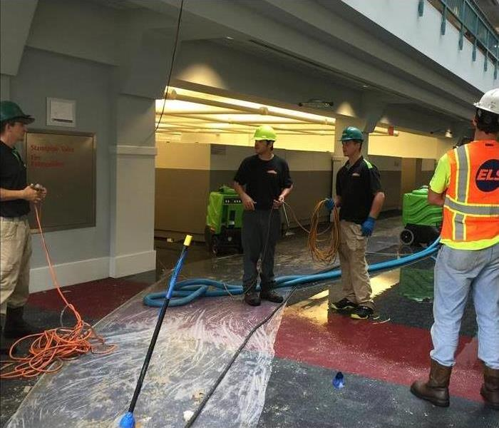 Commercial Restoring Your Commercial Property After A Water Damage Event