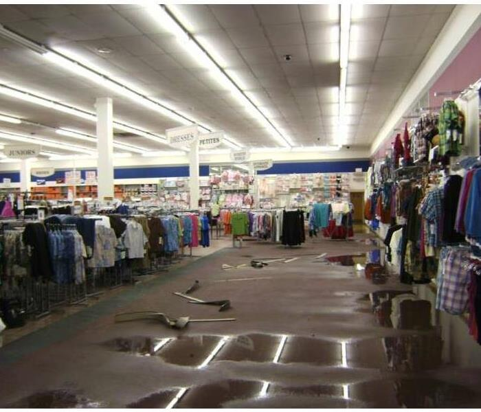 Commercial Top 5 causes of commercial water damage