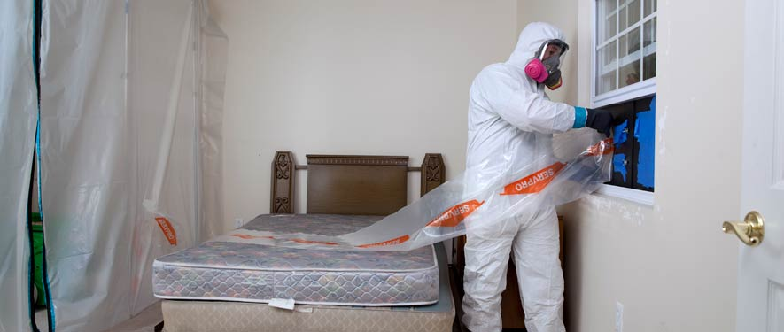 Upland, CA biohazard cleaning