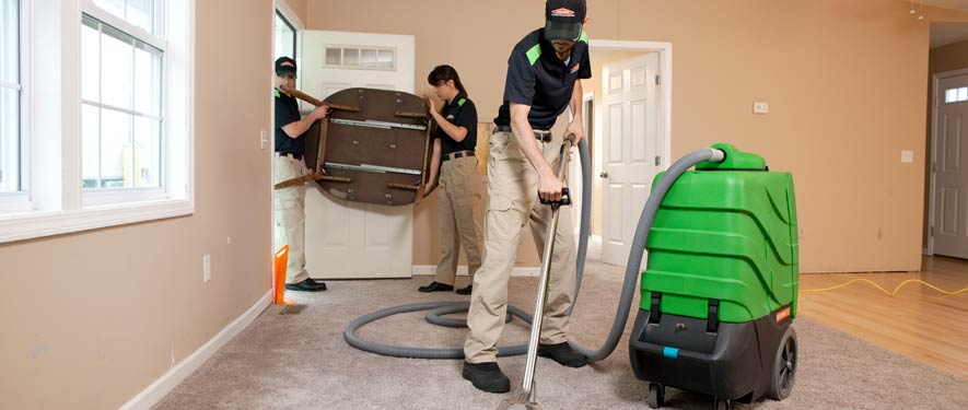 Upland, CA residential restoration cleaning